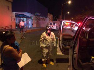 Trasladan a persona con síntomas de covid-19 de Ciudad Guerrero