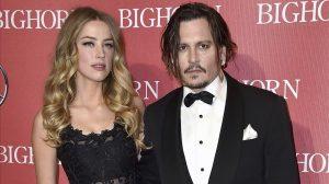 Amber Heard podría ir a la cárcel por pruebas falsas contra Johnny Depp
