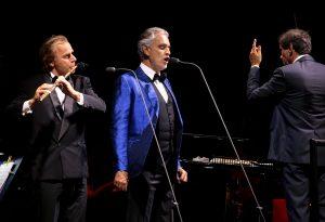 Andrea Bocelli ofrecerá concierto'on line' en Pascua