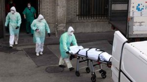 Este es el protocolo de manejo de cadáveres por COVID-19 en México