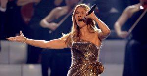 La extrema delgadez de Céline Dion preocupa a sus fans