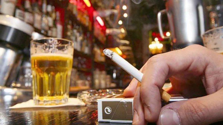Paran producción de cigarros