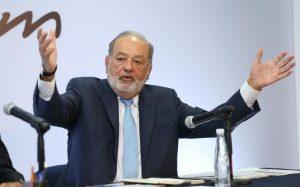 Carlos Slim sale del Top 10 de los más ricos del mundo según Forbes