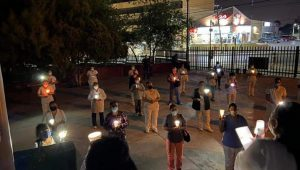 Con aplausos despiden a enfermero que murió por Covid-19 en Reynosa VIDEO