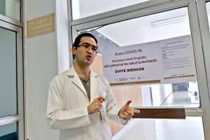 Testimonio Covid-19: hombre sale de terapia intensiva en CDMX
