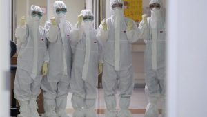 Así se vive Día Mundial de la Salud en tiempos del coronavirus