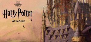 Ya puedes tener 'Harry Potter en Casa' para no aburrirte en la cuarentena