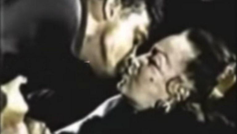 Maria Felix Joven luis miguel beso