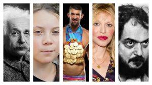 Cinco personas famosas que son autistas y no sabías
