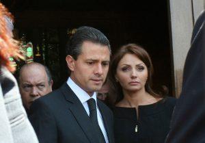 Cuentas bancarias de Peña Nieto y La Gaviota bajo investigación federal