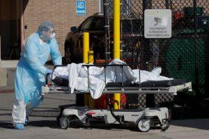 Nueva York registra nuevo récord de muertes diarias por Covid-19