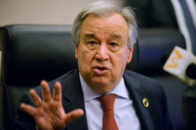 Alto al fuego, lo peor está por venir, dice ONU