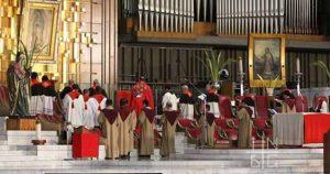 Este es el programa de la Basílica de Guadalupe por Semana Santa