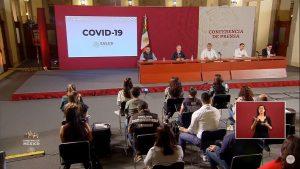 EN VIVO: Conferencia de prensa de Secretaría de Salud por CORONAVIRUS en México