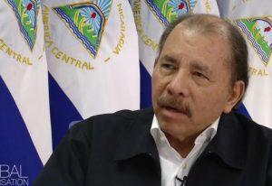 "Daniel Ortega, presidente de Nicaragua reaparece tras un mes ""perdido"""