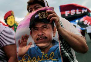 Daniel Ortega presidente de Nicaragua lleva 25 días desaparecido