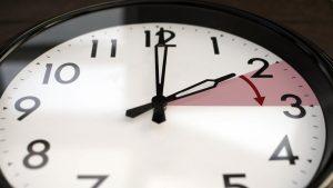 ¡Recuerde!... Nuevo  Laredo no adelanta reloj