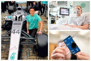 Ingeniero mexicano de la F1 desarrolla respirador para pacientes con Covid-19