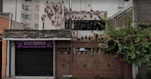 ¿Qué pasa si pones Avenida Iztacalco 9 en Google Maps?