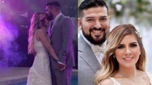 Destapan supuesta infidelidad de Américo Garza a Karla Panini