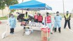 Covid-19: Por primera vez, caen los casos en Laredo, Texas