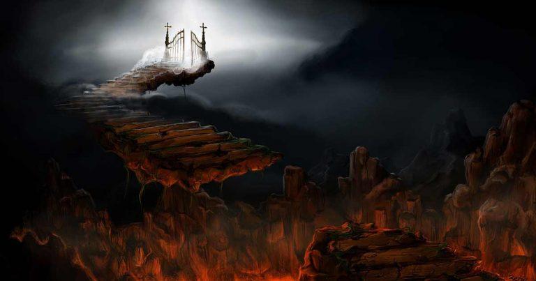 Lucifer hace aterradora aparición en el cielo en México — VIRAL