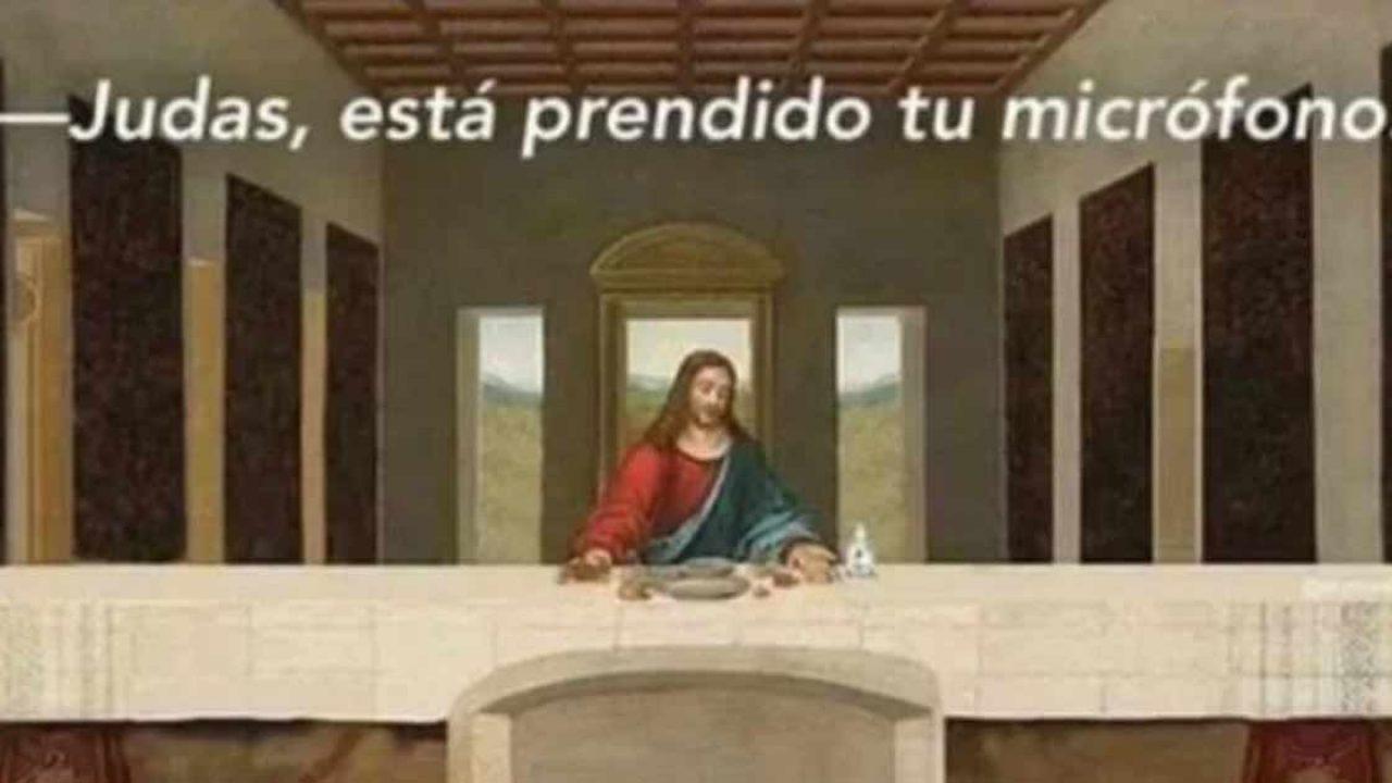 Los Mejores Memes Del Inicio De La Semana Santa En Cuarentena