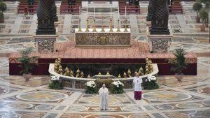 Vaticano reporta un caso de Covid-19