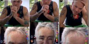 Residente entrevista a Pepe Mújica ex presidente de Uruguay VIDEO