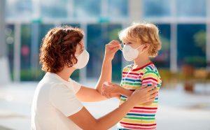 Protege a tus niños de la Fase 3 del Coronavirus