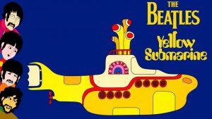 Estrenarán The Beatles 'Yellow Submarine' en Youtube