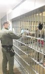 Hay en cárcel 11 infectados de Covid-19
