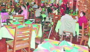 Restauranteros listos para abrir, pero con restricciones