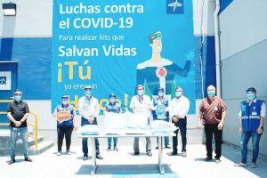 Donan 400 kits quirúrgicos al Hospital Civil
