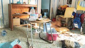 Hallan a abuelo muerto en casa de la colonia Morelos