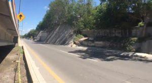 Cierre de puente Madero por hundimiento