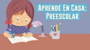 Aprende En Casa: preguntas y respuestas para preescolar 2 de junio