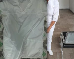 Atacan a enfermera de Nuevo Laredo con aceite