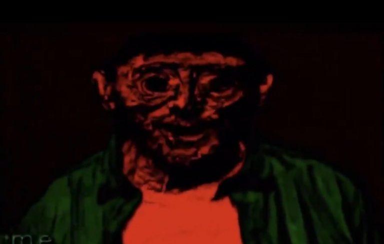 Canal 5 sorprendió con un aterrador video