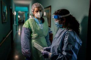 Coronavirus: Médicos Sin Fronteras abre centro de atención a pacientes en Reynosa