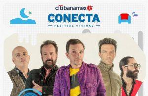 Citibanamex Conecta: Cuándo y dónde ver transmisión EN VIVO del festival virtual