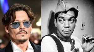 Johnny Depp quiere papel de Cantinflas en biopic sobre el comediante