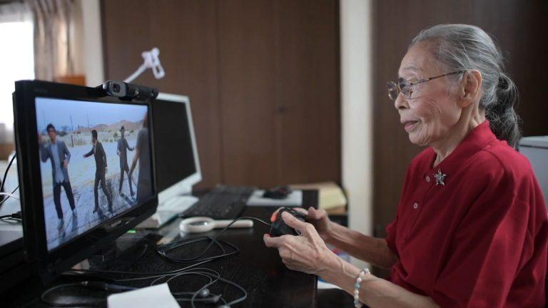 Hamako Mori fue reconocida como la youtuber gamer más longeva del mundo.