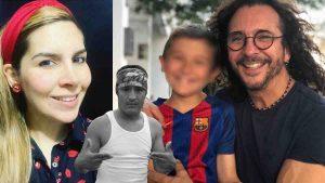 """Hijo de Karla Panini y Oscar Burgos sorprende el parecido con """"La Gata"""""""