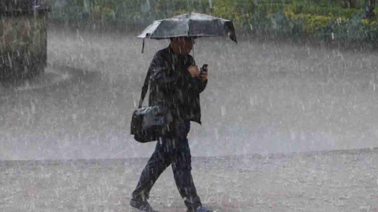 El pronóstico del clima para este viernes 12 de junio señala que habrá presencia de nubes, por lo que te recomendamos cargar paraguas