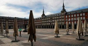 Madrid pide volver fase 1 desescalada por coronavirus