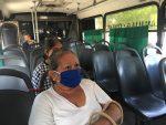 Multarán por negar transporte público a personal de salud en Tamaulipas