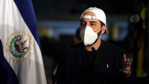 Bukele, presidente de El Salvador, también dice que toma hidroxicloroquina