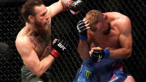 UFC presenta las peleas más cortas en su historia (VIDEO)
