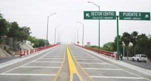 Cerrarán Puente Madero por hundimiento (VIDEO)